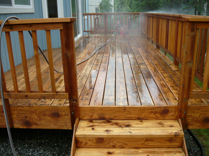 Cw enterprises for Exterior polyurethane for decks